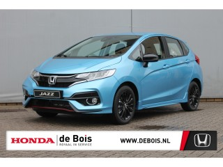 Jazz 1.5 i-VTEC Dynamic CVT 131pk | Nieuw model! | Nu in de showroom | Navigatie |
