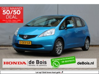 Jazz 1.4 COMFORT Aut. | Climate control | Magic Seats | Lm-wielen |
