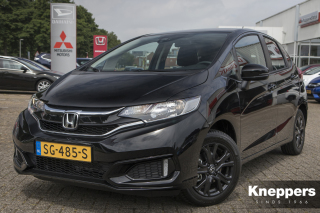 Jazz 1.3 102pk Black Edition / Stoelverw. / Cruise C. / Bluetooth