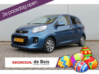 Picanto 1.0 FIRST EDITION 5drs | Lage km-stand! | Lm-wielen | Climate control | Cruise c