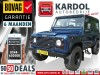 Land Rover Defender - 90 3.9 V8 Aut. 50TH Anniversary 6-Str.