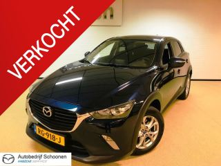Uitblinker: Mazda CX-3 2.0 Edition Navi Clima Pdc T-Haak Safety-Pack