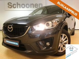 Uitblinker: Mazda CX-5 2.0 GT-Pack Navi Bose Keyless Pdc Clima