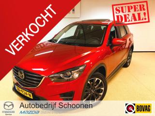 Uitblinker: Mazda CX-5 2.5 192pk GT-M 4WD Autom Adapt-Cruise FULL-OPTIONS
