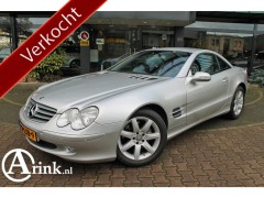 Mercedes-Benz SL-klasse - Klasse 500 Airmatic ABC Keyless-Go Xenon Command