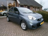 Nissan Micra 1.2 Visia Pack 5 drs Automaat!