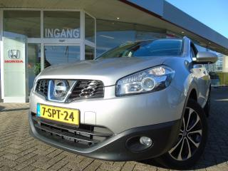 Qashqai 1.6 117pk Stop/Start Connect Edition