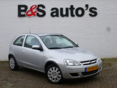 Opel Corsa - 1.3 CDTI Enjoy Cruise cntrl LM velgen Radio cd