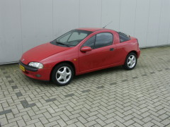 Opel Tigra - 1.4i-16V Optic, '95, NETTE AUTO MET NWE. APK