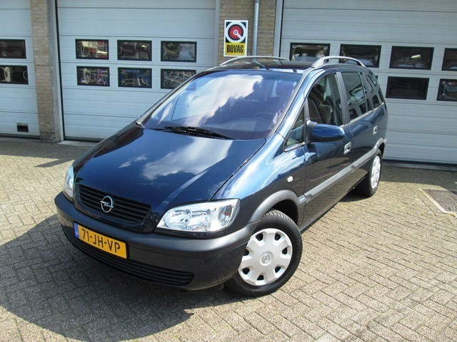 2002 opel zafira 1 8 16v related infomation specifications weili automotive network. Black Bedroom Furniture Sets. Home Design Ideas