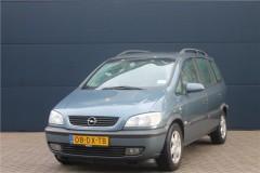 Opel Zafira - 1.8 16V ELEGANCE 7-PRS AIRCO