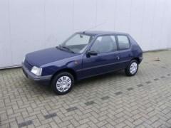 Peugeot 205 - 1.4 Génération, '97, 161000 KM, NETTE AUTO
