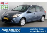 Renault Clio Estate 1.2-16V Authentique Navigatie Airco Trekhaak [A.S. Zondag Open!]