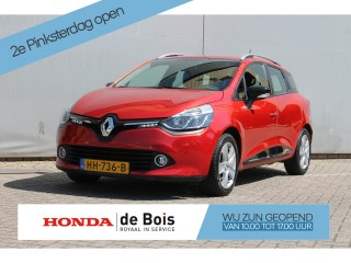 Clio Estate 1.5 DCI ECO EXPRESSION | Navigatie | Cruise control | Bluetooth | Lm-wielen |