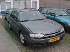 Renault Safrane - RT 2.2 VI
