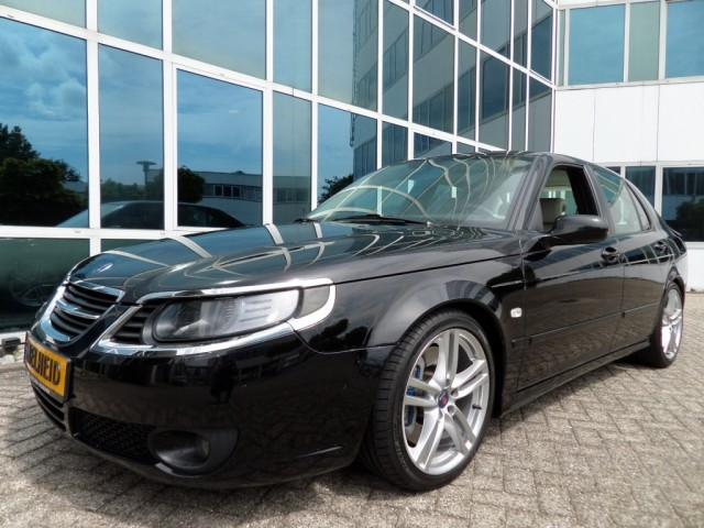2006 Saab 9 5 23 Turbo Aero Performance By Hirsch Automatic Related
