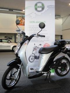 Suzuki SJ - City 350 electrisch