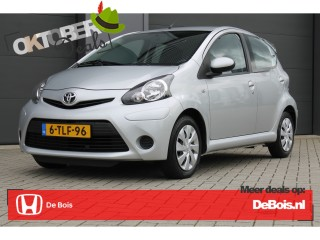 Aygo 1.0 VVT-I COMFORT 5DRS | Airconditioning | Elekr. ramen | Lage KM-stand! |