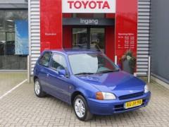 Toyota Starlet - 1.3 16v Blue