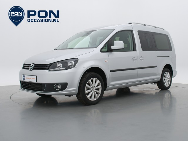 volkswagen caddy maxi combi highline 1 6 tdi dsg trekhaak lift navigatie 5 deurs 2014. Black Bedroom Furniture Sets. Home Design Ideas