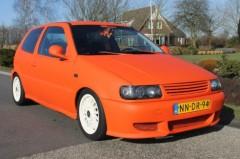 Volkswagen Polo - 1.3 54PK 3DRS FOX SCHROEFSET/BBS