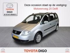 Volkswagen Touran - 1.6-16V FSI AIRCO/CRUISE/TREKHAAK
