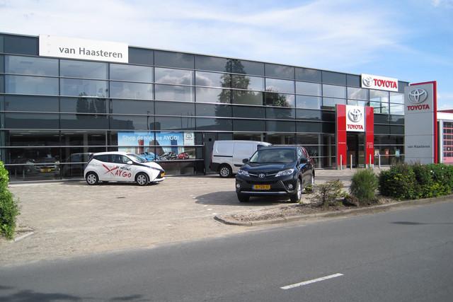Auto marktplaats autobedrijf leiderdorp for Autobedrijf avan
