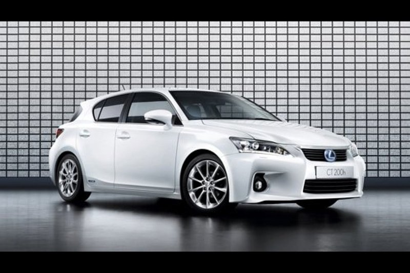 Lexus CT 200h: leasetopper
