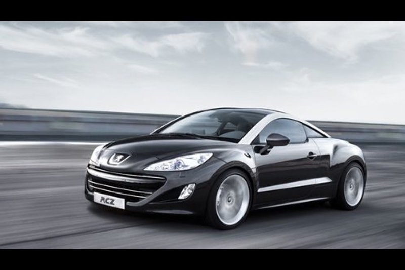 Peugeot RCZ: Something special