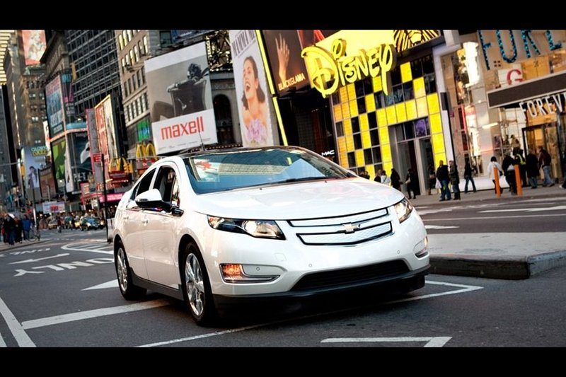 Chevrolet Volt - How it's made