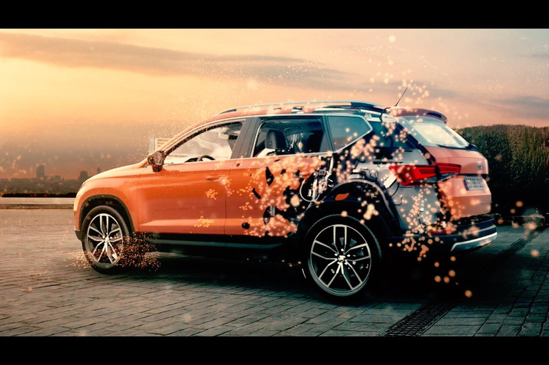 Seat Ateca officieel onthuld