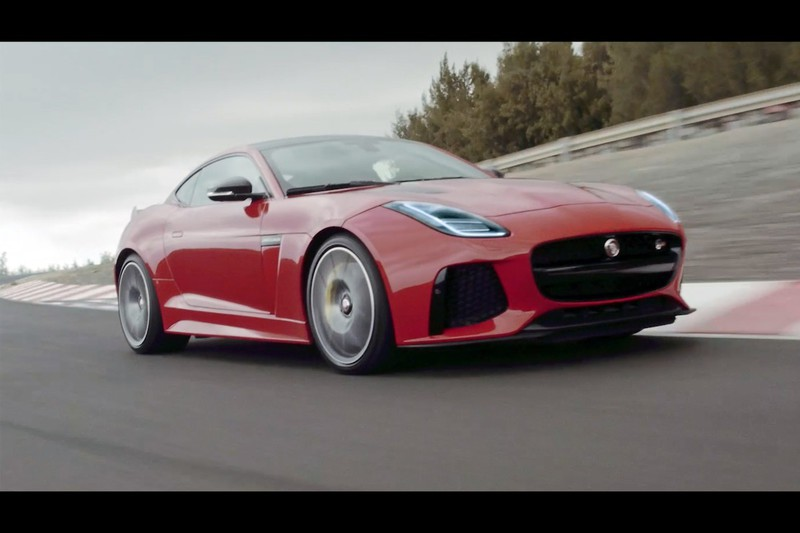 Subtiele update Jaguar F-Type