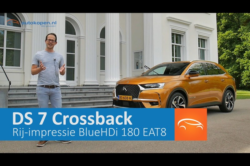 Review DS 7 Crossback - Autokopen.nl
