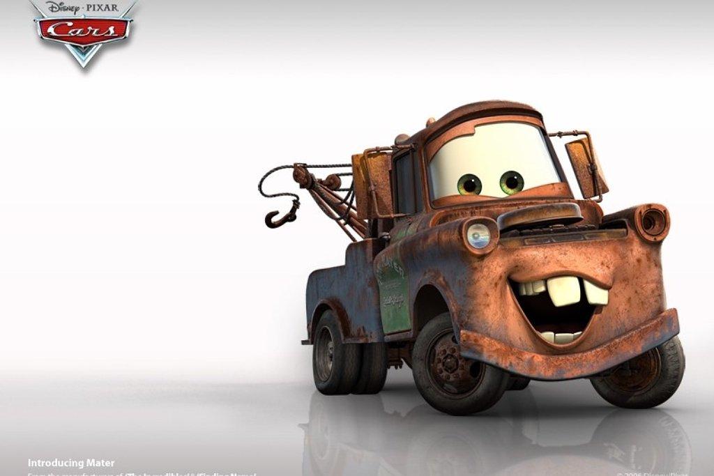 Introductie Lightning Mcqueen Uit Film Cars Autonieuws