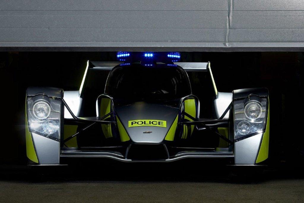Snelste Politieauto Ooit Autonieuws Autokopen Nl