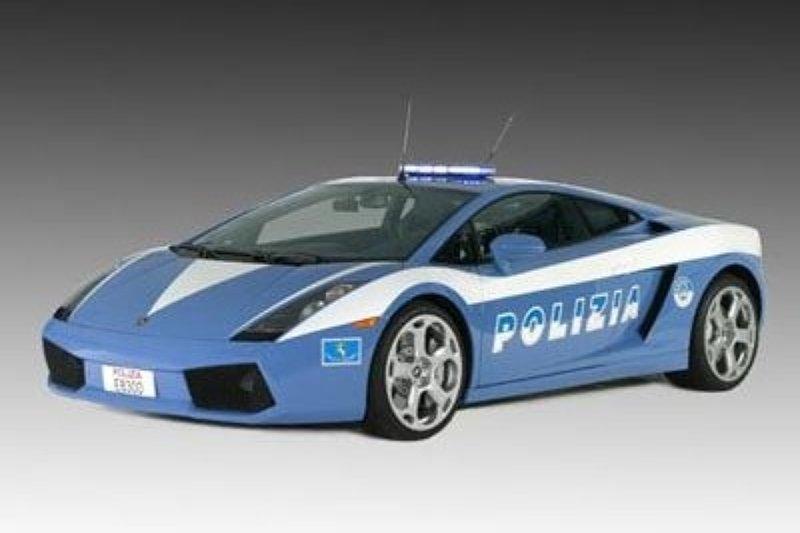 Italiaanse Politie Gaat Lamborghini Rijden Autonieuws Autokopen Nl
