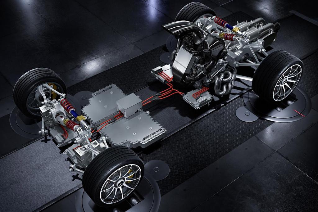 Techniek Mercedes Amg Project One In Beeld Autonieuws Autokopen Nl