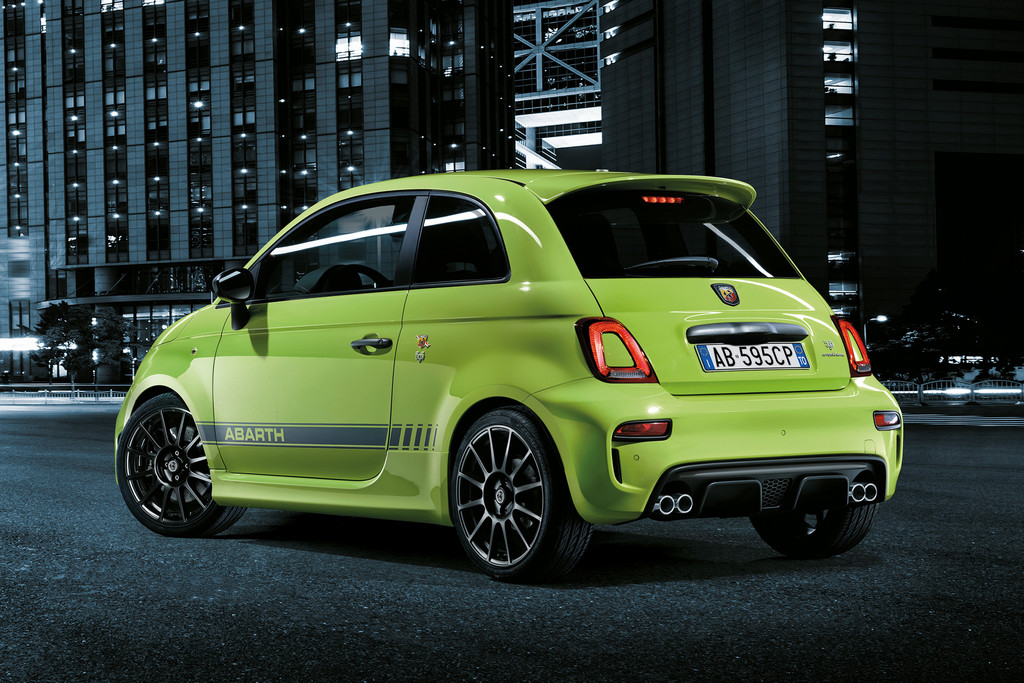 Fiat Door Throwback Thursday Abarth The Fast Lane Car