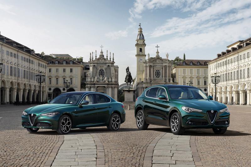 Prijzen Alfa Romeo Giulia en Stelvio 2020-model bekend