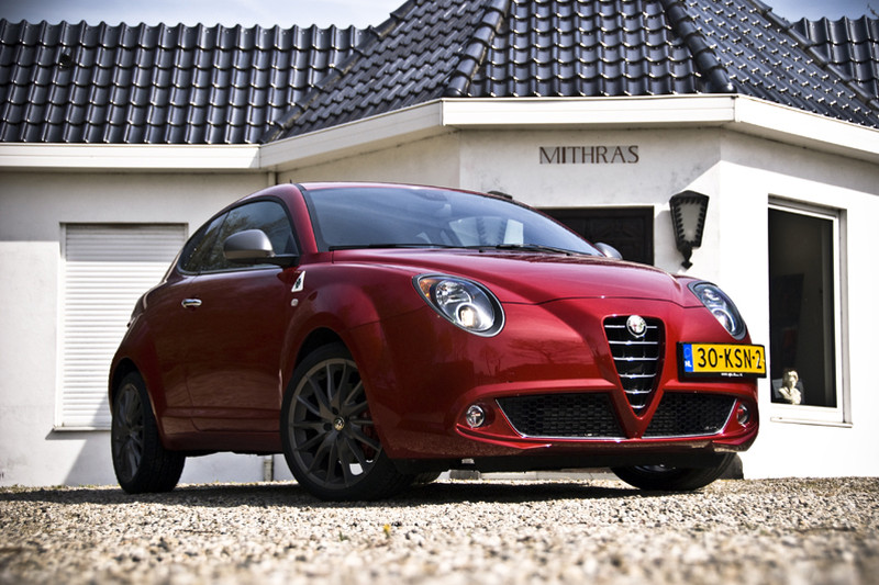 test alfa romeo mito 2010. Black Bedroom Furniture Sets. Home Design Ideas