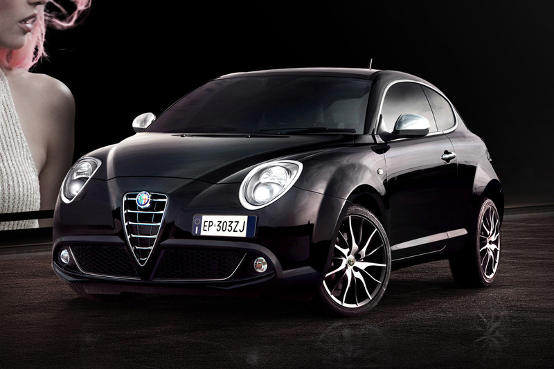 milde facelift voor alfa romeo mito autonieuws. Black Bedroom Furniture Sets. Home Design Ideas