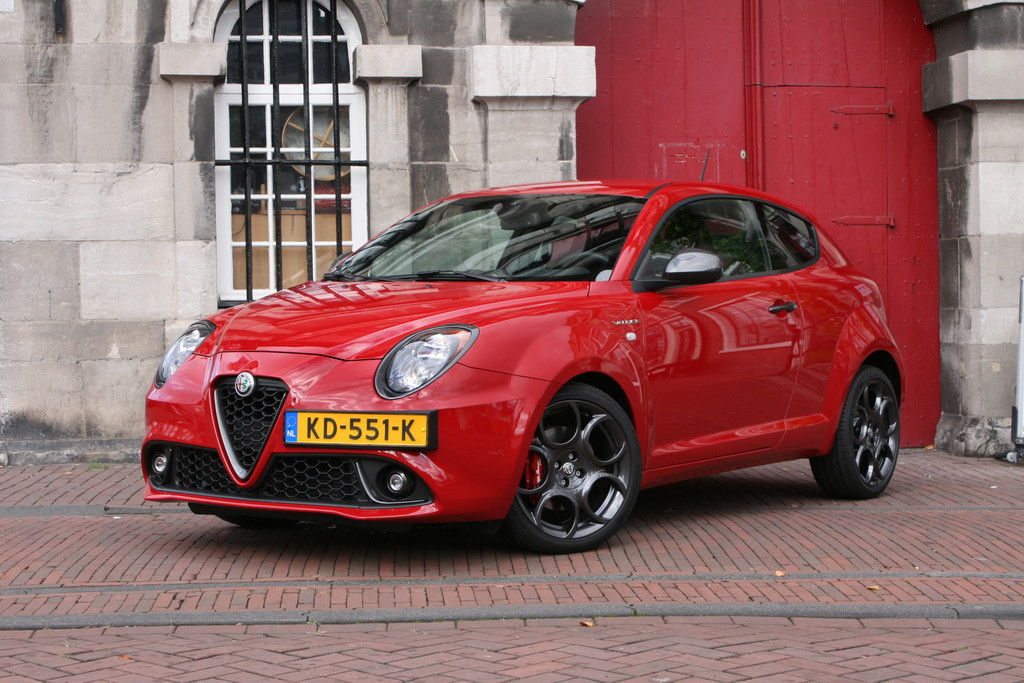 test alfa romeo mito 2017. Black Bedroom Furniture Sets. Home Design Ideas