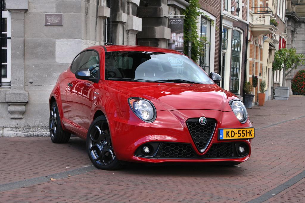 Test Alfa Romeo Mito 2017 Autokopennl