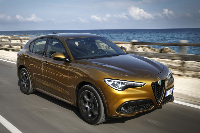 Alfa Romeo Stelvio Sprint fors voordelig