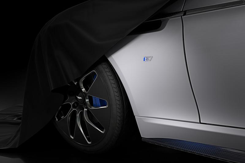 Eerste technische informatie elektrische Aston Martin Rapide-E bekend