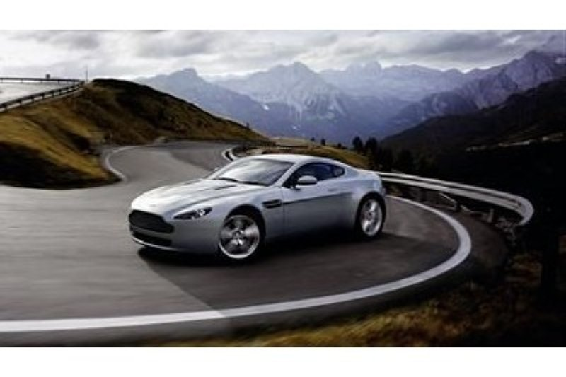 Upgrade Aston Martin V8 Vantage