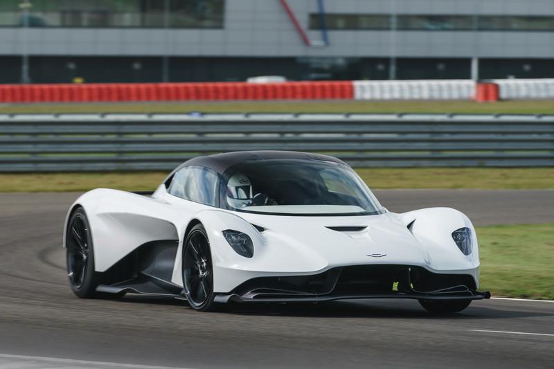 Aston Martin Valhalla krijgt nieuwe V6-motor met hybridetechniek