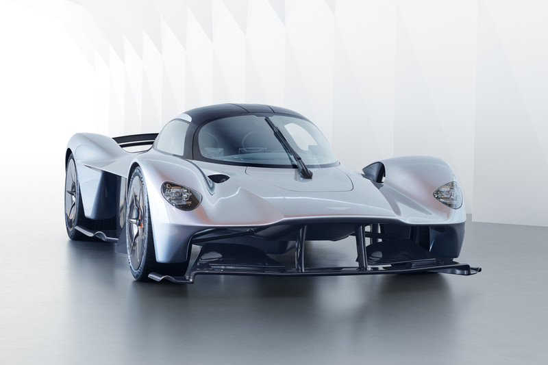Aston Martin deelt update over supercar Valkyrie