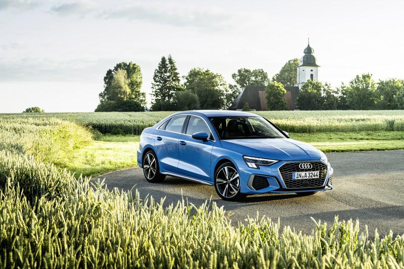 Nieuwe Audi A3 Limousine staat nu bij de dealers