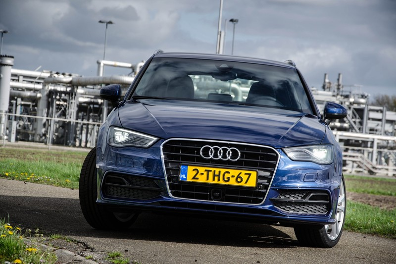 Audi A3 g-tron: zorgt voor opschudding